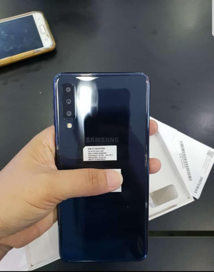 Jual Samsung A7 2018 Miami Pusat Gedget Sby Tokopedia