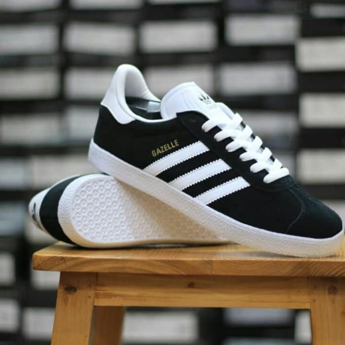 Jual Sepatu Adidas Gazelle Ii Black White Original Bnwb Indonesia