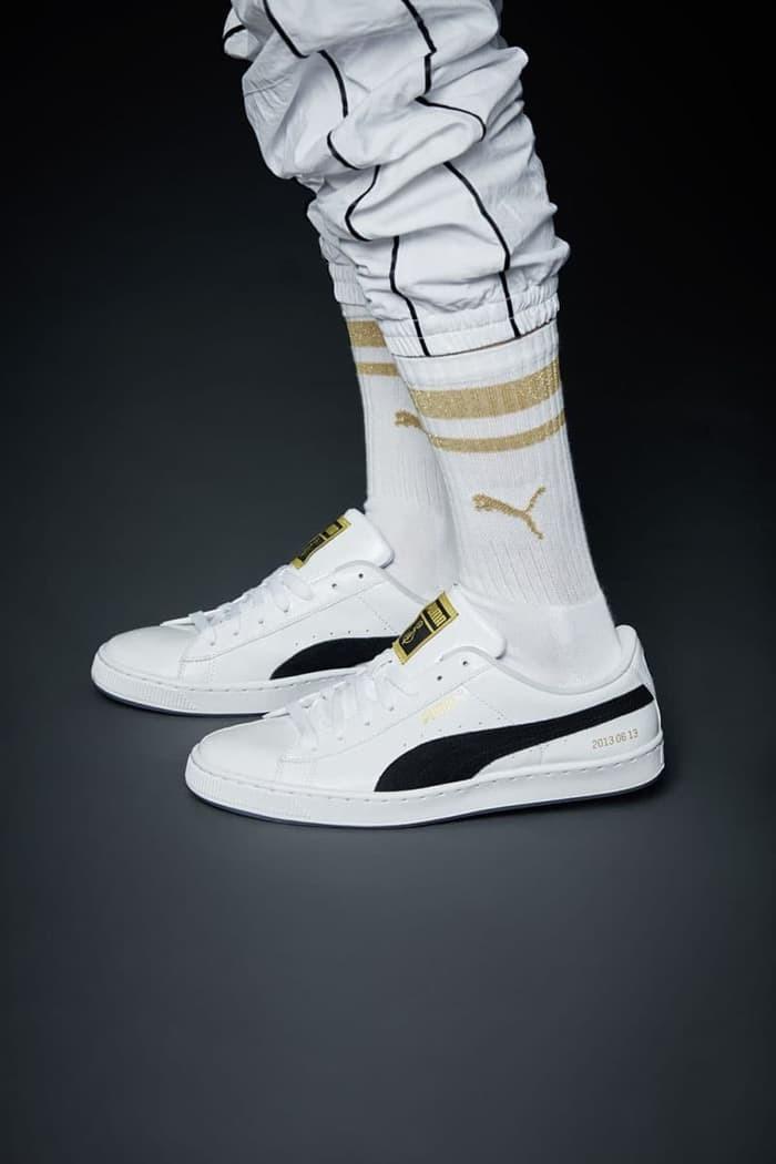 best sneakers e3fc2 6fbcf Jual KEREN sepatu puma x BTS basket premium original quality TRENDY - Kab.  Bandung - Dunia sepatu grosir | Tokopedia