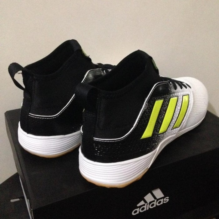 Adidas ACE TANGO 17.3 IC Men/'s INDOOR COURT Soccer SHOES Style CG3707