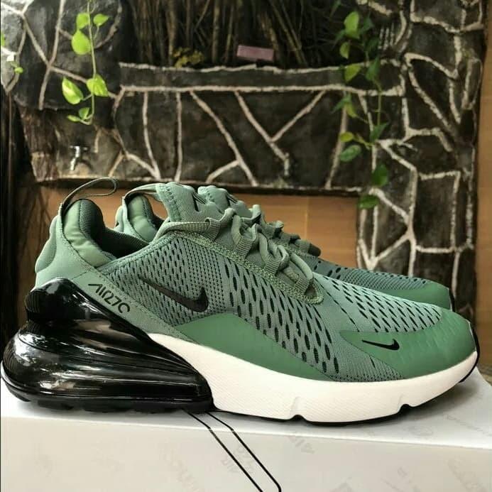 quality design 0a72b f3c9a Jual Nike Air Max 270 Clay Green High Premium Original - DKI Jakarta -  Vicstoryshop | Tokopedia