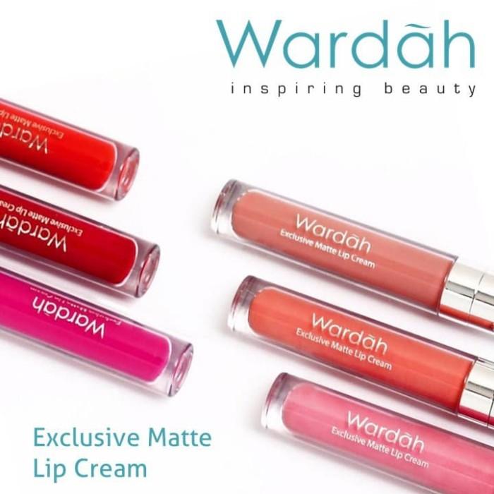 Katalog Lipstik Lip Cream Wardah Travelbon.com
