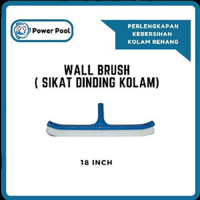 Jual Pool Brush 18 Inch Sikat Kolam Renang Sikat Plastik Dki Jakarta Dian Store0 Tokopedia