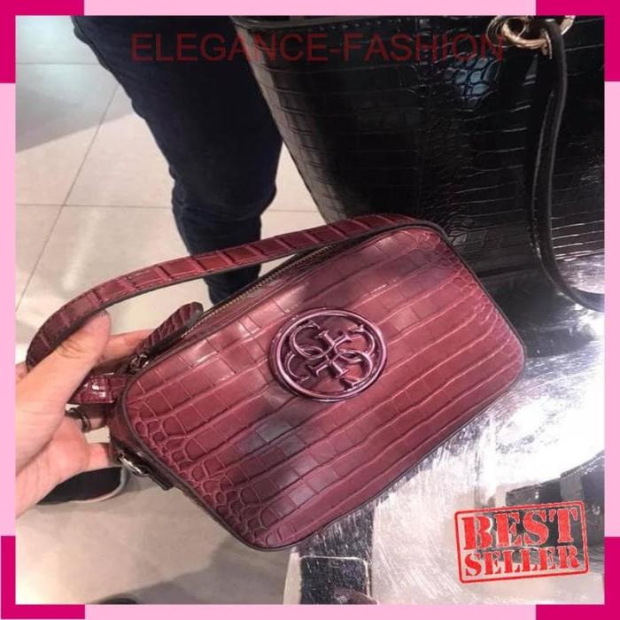 harga Stok terbaru tas wanita hand bag guess asli / original Tokopedia.com