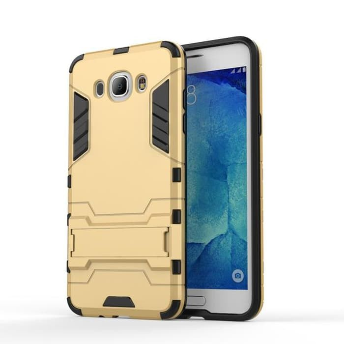 Jual Case Ironman Samsung Galaxy J7 2016 Series With Kick Stand Harga Rp 54.000
