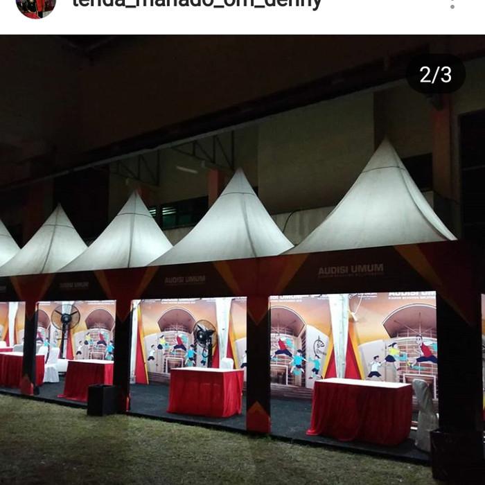 Jual Sewa Tenda Pameran Murah King Tent Kota Manado A12 Kab Minahasa King Tent Kota Manado Tokopedia