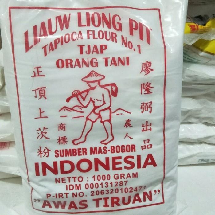 Jual Tepung Sagu Kanji Tapioka Cap Orang Tani Liauw Liong Pit Kota Medan Momoko Onlinemart Tokopedia