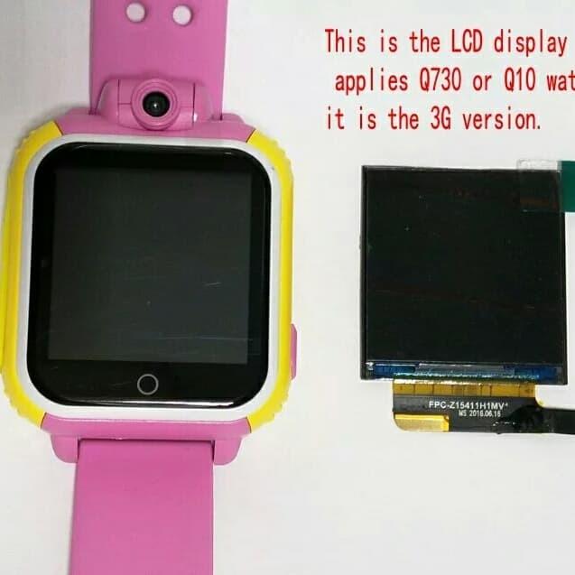 harga Layar lcd jam gps anak 3g net q730 g75 q10 gps tracker kamera Tokopedia.com