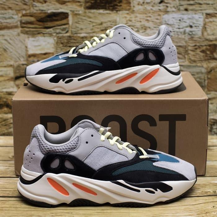 c7a784dd1d829 Jual Adidas Yeezy Boost 700 OG Wave Runner BNIB US 9