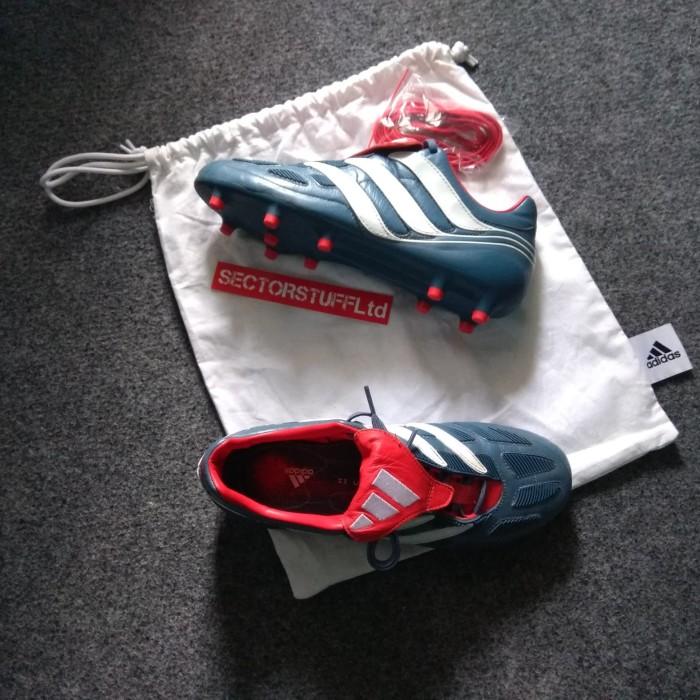 sélection premium 466da 8cff4 Jual Adidas Predator Precision Remake FG Original - Kab. Bandung - toserba  maungbal | Tokopedia