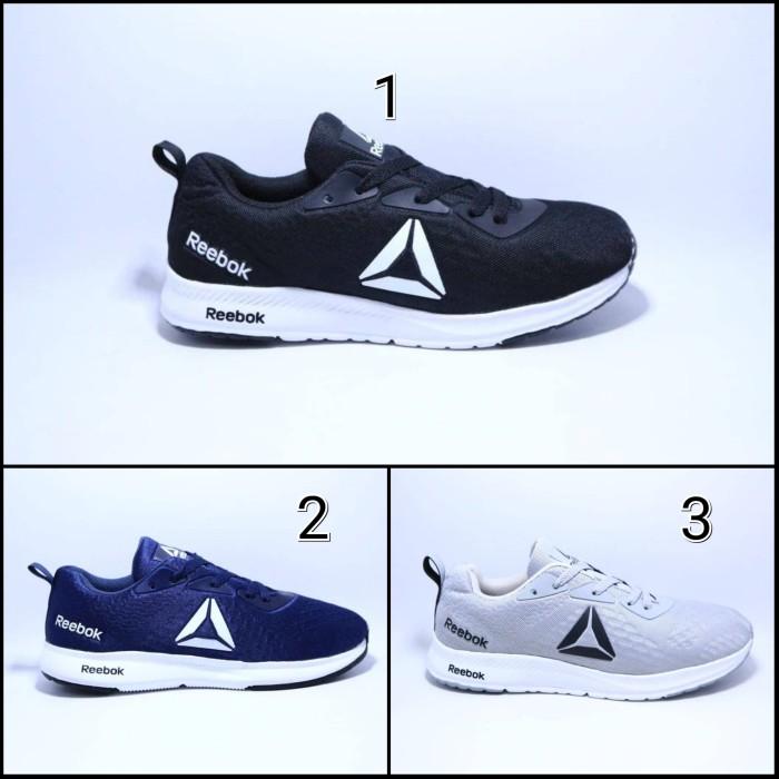 Jual sepatu reebok casual pria cek harga di PriceArea.com 47602e0b02