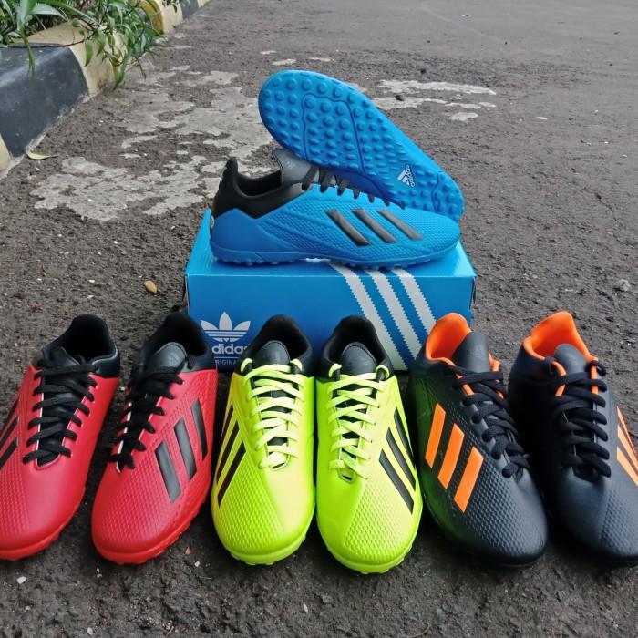 Jual Jual Murah!! Sepatu Futsal Adidas X Sol Gerigi Komponen - Hitam ... 8d4e7a51d3