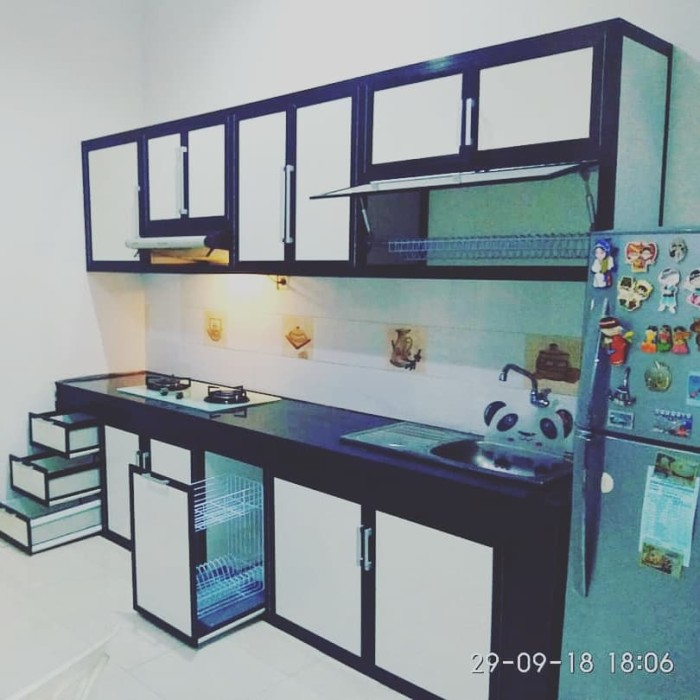 Jual Kitchen Set Aluminium Kota Tangerang Selatan P99