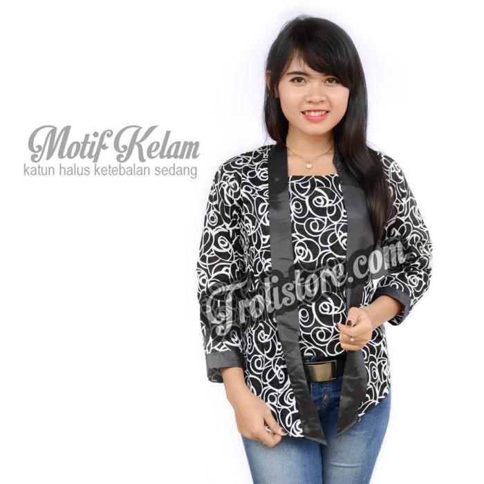 Promo Baju Batik Korpri Ukuran Besar Jumbo - Wiring Diagram And ... c8b6b5194b