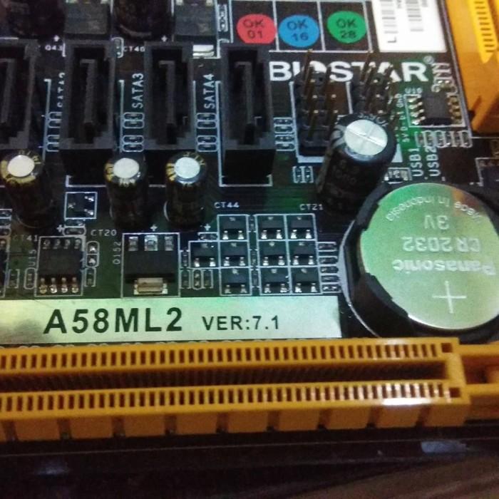 BIOSTAR A58ML2 VER. 7.0 DRIVER FOR MAC DOWNLOAD