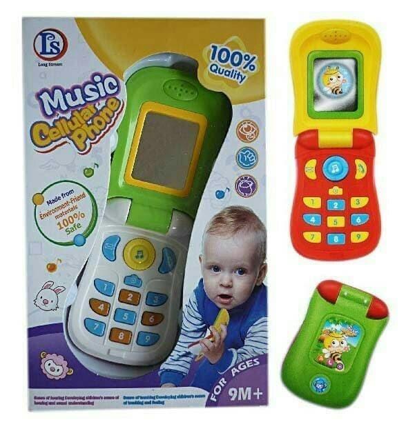 Jual Handphone Mainan Untuk Bayi Hp Mainan Bayi Handphone Mainan
