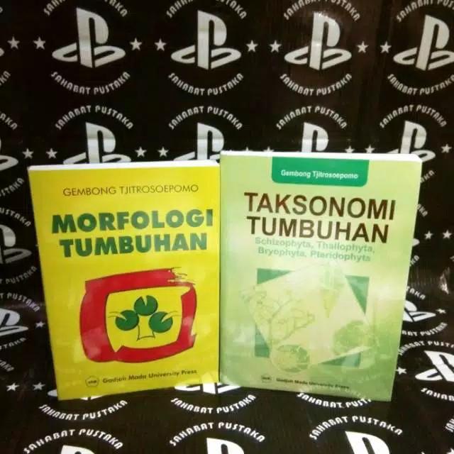 Botani farmasi morfologi tumbuhan & taksonomi tumbuhan by gembong