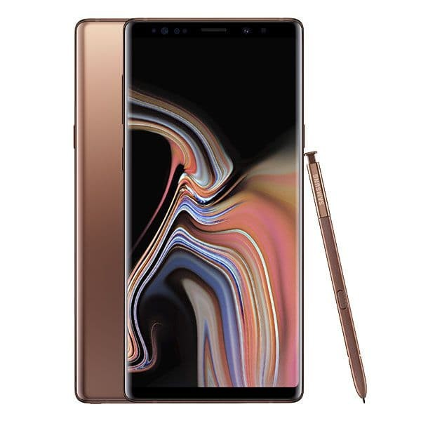 harga Samsung galaxy note 9 copper 6/128gb (free samsung curved monitor 24 ) Tokopedia.com