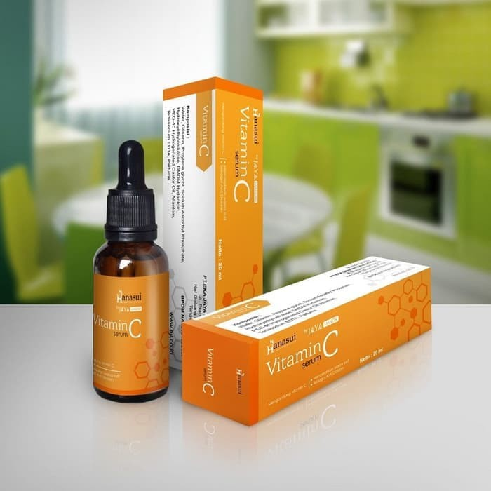 Harga Serum Vitamin C Travelbon.com