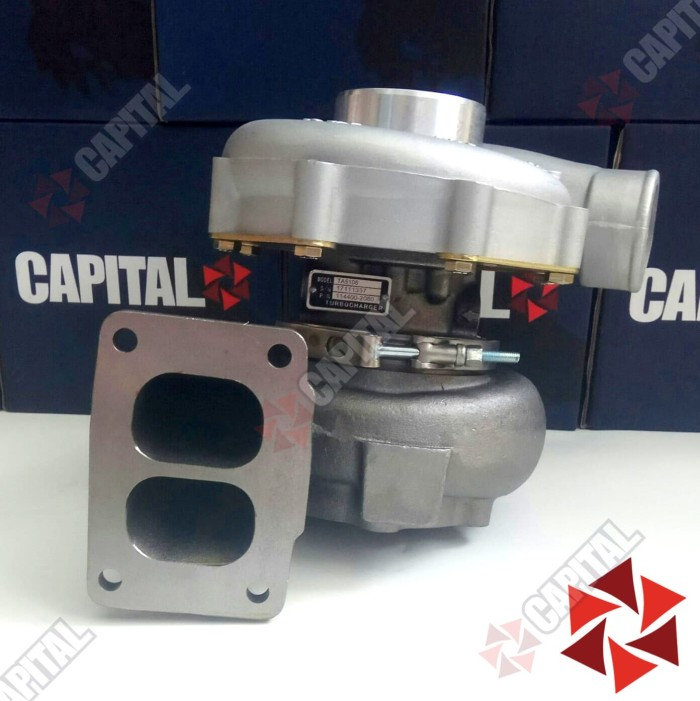 Jual Turbocharger Excavator Hitachi EX400 / Isuzu Turbo Charger CAPITAL -  Kota Surabaya - Capital Turbocharger | Tokopedia