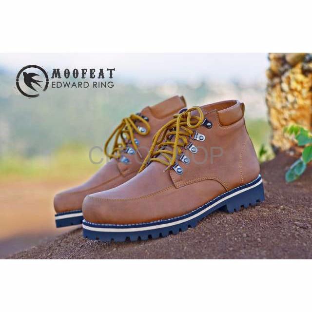 Jual BOOTS COWOK KEREN Sepatu Pria Moofeat Edward Ring Boots Hiking ... 64e58a9e1b
