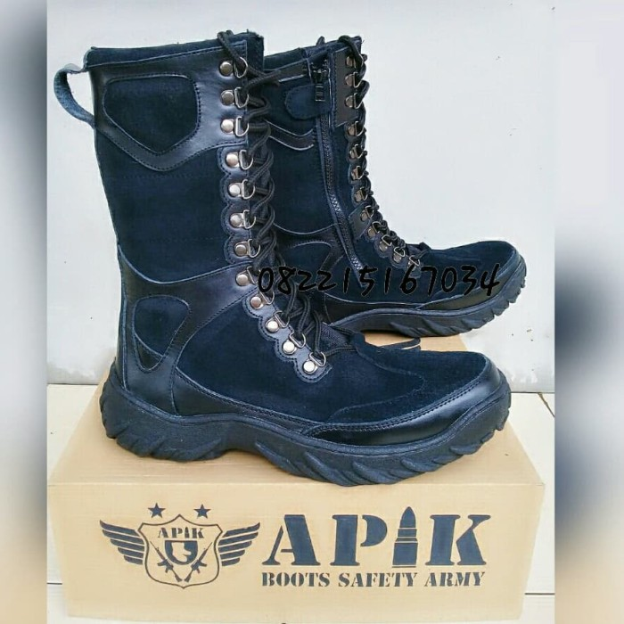 Jual sepatu pdl king merk Apik tipe Rd00-2 - APIK boots  d9e7077414