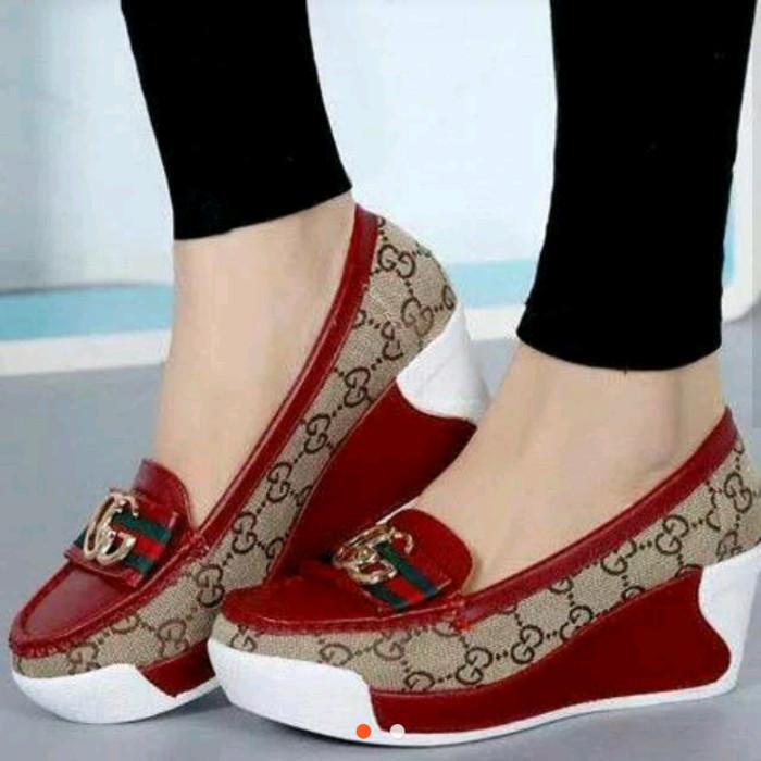 Jual Sepatu Gucci Wanita Jakarta Timur Tokofenus Tokopedia