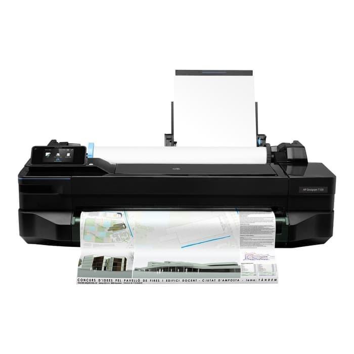 harga Printer plotter hp designjet t120 [cq891a] - garansi resmi / t 120 Tokopedia.com
