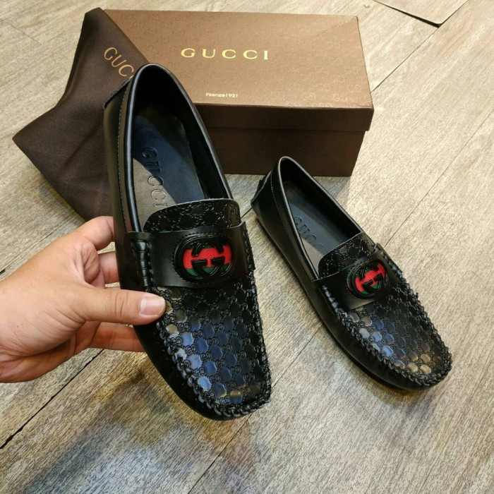 29d87f0c89a Jual SEPATU GUCCI LOAFERS TYPE MEN GC MIRROR QUALITY ...