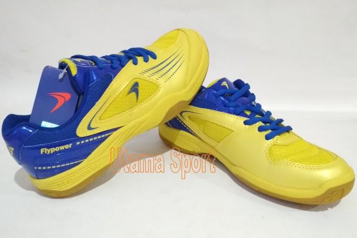 Jual Sepatu Badminton   Bulutangkis Flypower Plaosan 3 - UTAMA-SPORT ... 909dc4178c