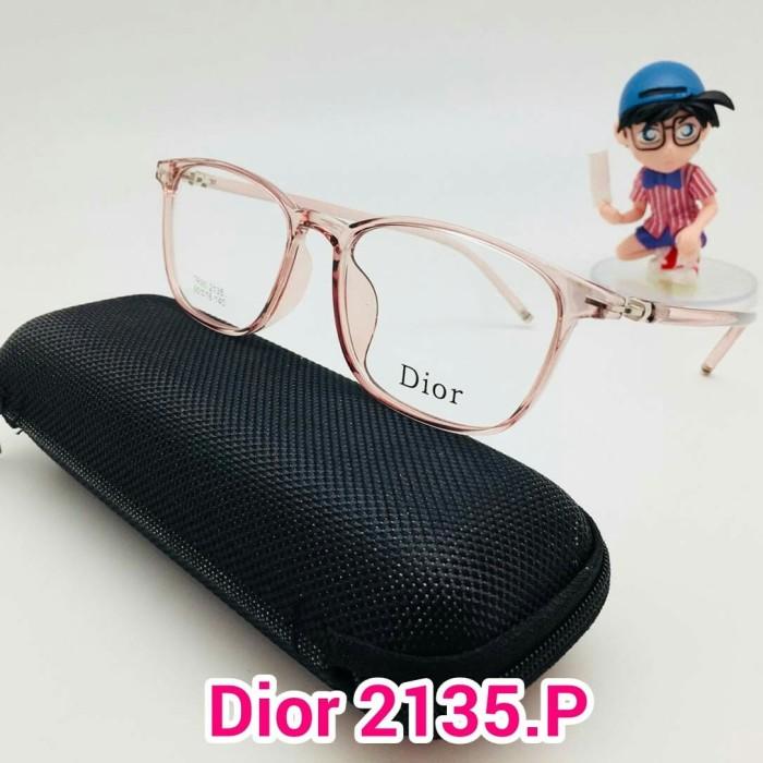 Jual Frame Kacamata Dior 2135 Baca minus pria wanita - Asyfashop ... 72dbe27768