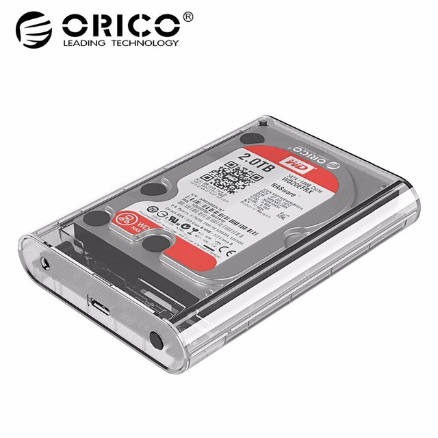 Foto Produk ORICO External Case Hardisk PC Portable 3139U3 3.5 USB 3.0 Enclosure dari Jaya PC