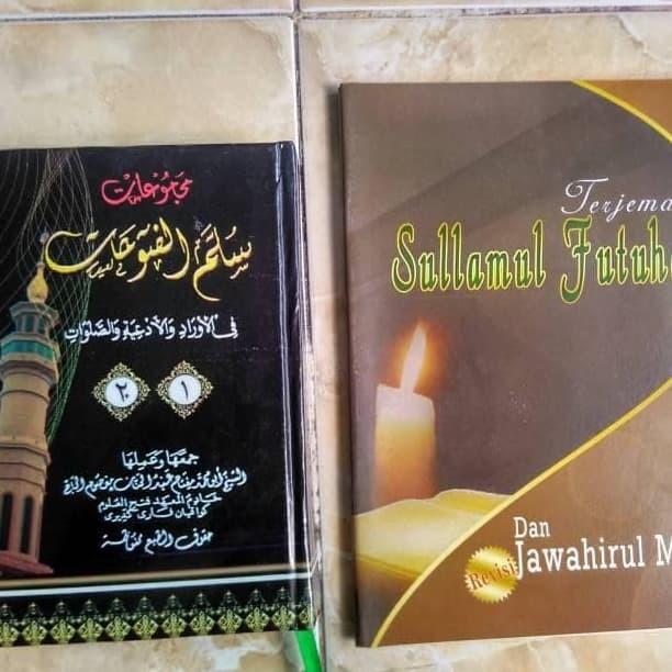 harga Sullamul futuhat dan jawahirul maani kitab ilmu hikmah Tokopedia.com