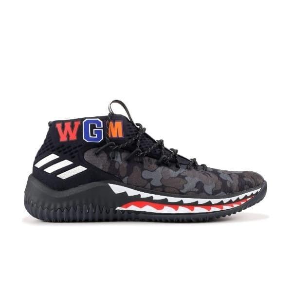harga adidas dame 4 x bape cheap online