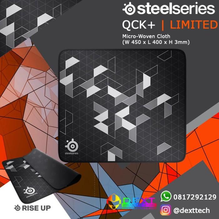 Foto Produk Steelseries Qck+ Limited Gaming NEW!!! dari DextMall