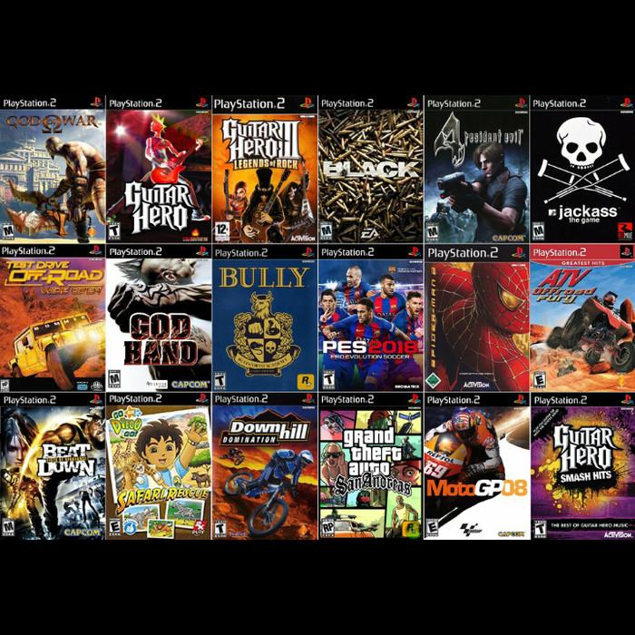 Jual Isi Game Ps2 60 Gb Kota Tangerang Selatan Rbc Games Tokopedia