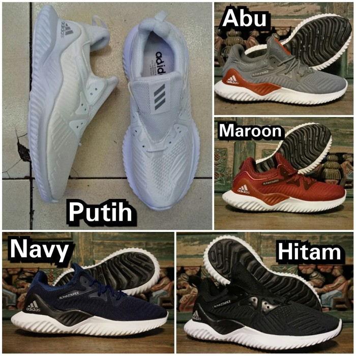 5121b61265422 Jual sepatu sneakers casual running adidas alphabounce beyond men ...