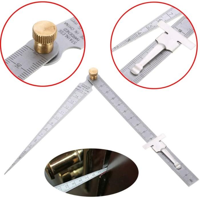 harga Taper gauge metalworking 150mm Tokopedia.com