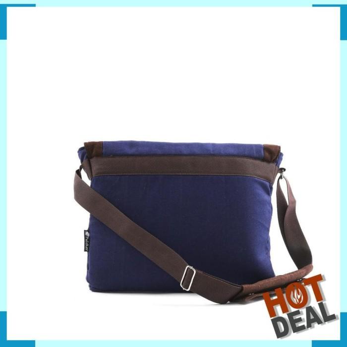Pulcher Leo (warna) - FREE POUCH - unisex - Sling bag - Tas Selempang