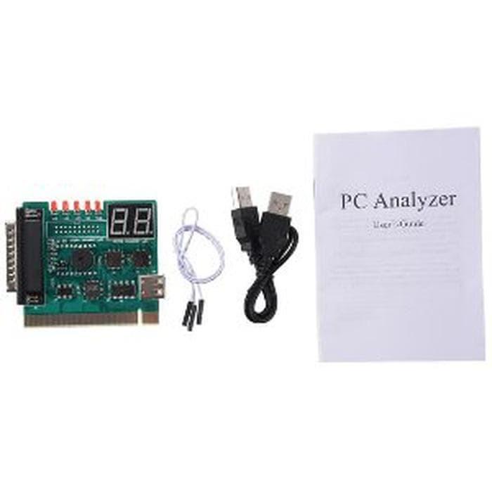 95fcff945d83 Jual Mini Usb Pci Pc Notebook Laptop Analyzer Motherboard Diagnostic C -  DKI Jakarta - arikstores | Tokopedia