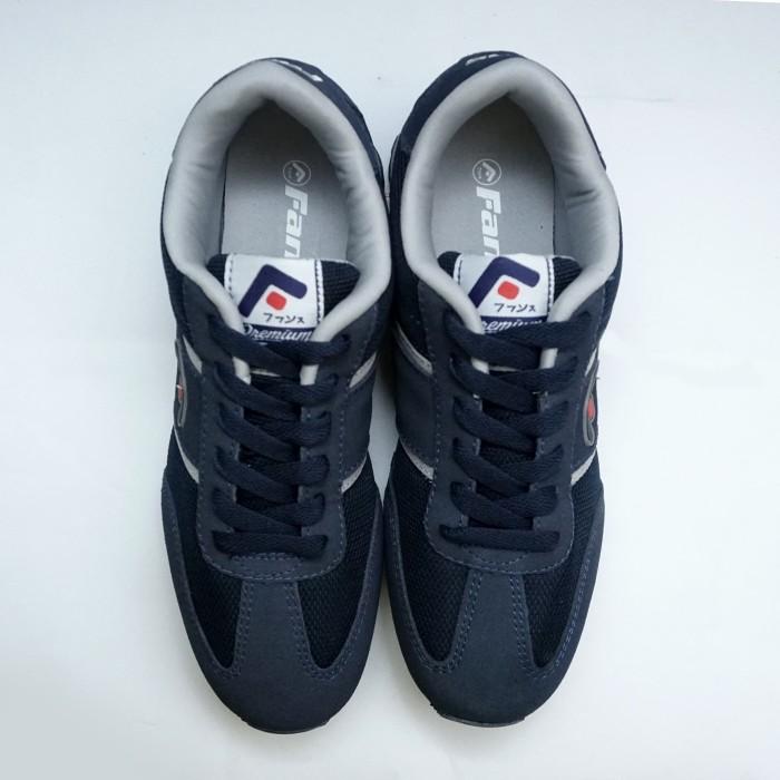 Jual Sepatu Fans Jaguar N - Navy f1b68db0fc