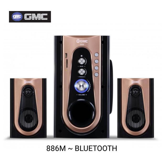 harga Speaker gmc 886 m Tokopedia.com