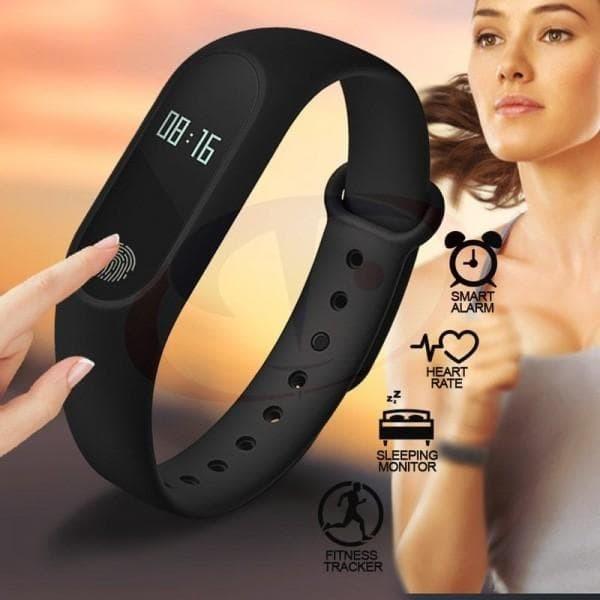harga Jam m2 smart band watch heart monitor bracelet Tokopedia.com