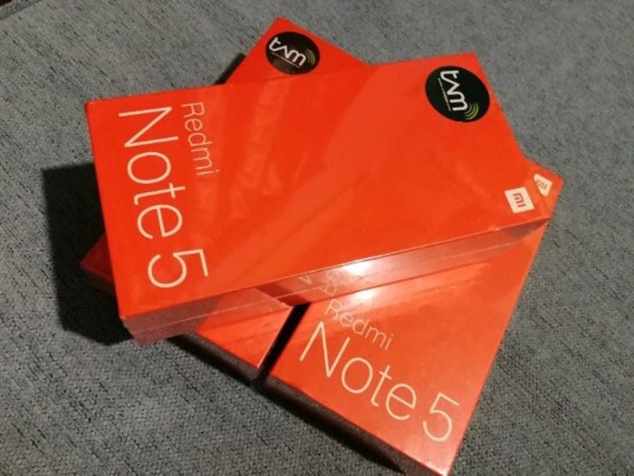 harga Xiaomi note 5 pro garansi tam 4 - 64 gb Tokopedia.com