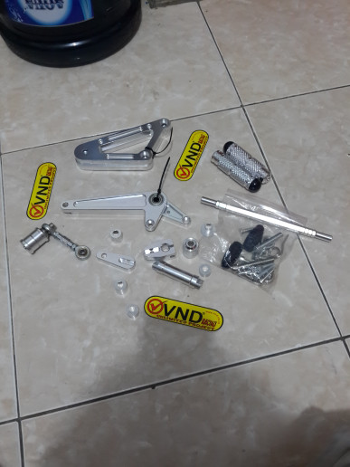 harga Underbone vnd model dkt ninja 150 rr dan ninja r non disc buat tromol Tokopedia.com