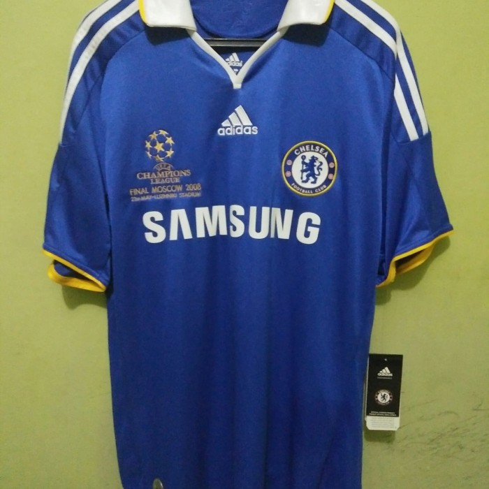 online retailer 123b6 f83b8 Jual Jersey Chelsea 2008 - 2009 - DKI Jakarta - jershetyo | Tokopedia