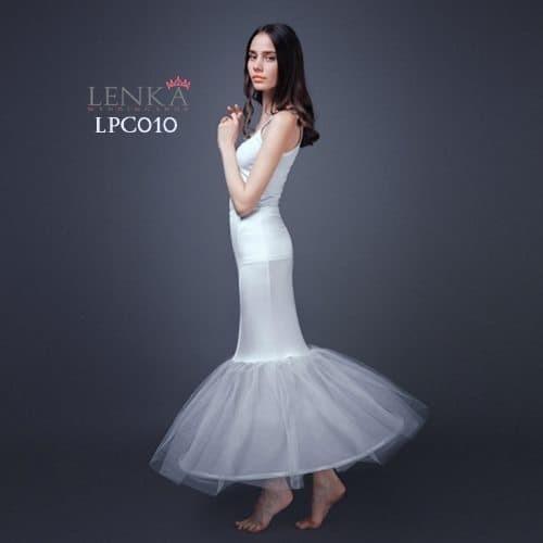 harga Petticoat pengembang baju pesta (1ring 1layer) l rok mermaid - lpc010 Tokopedia.com