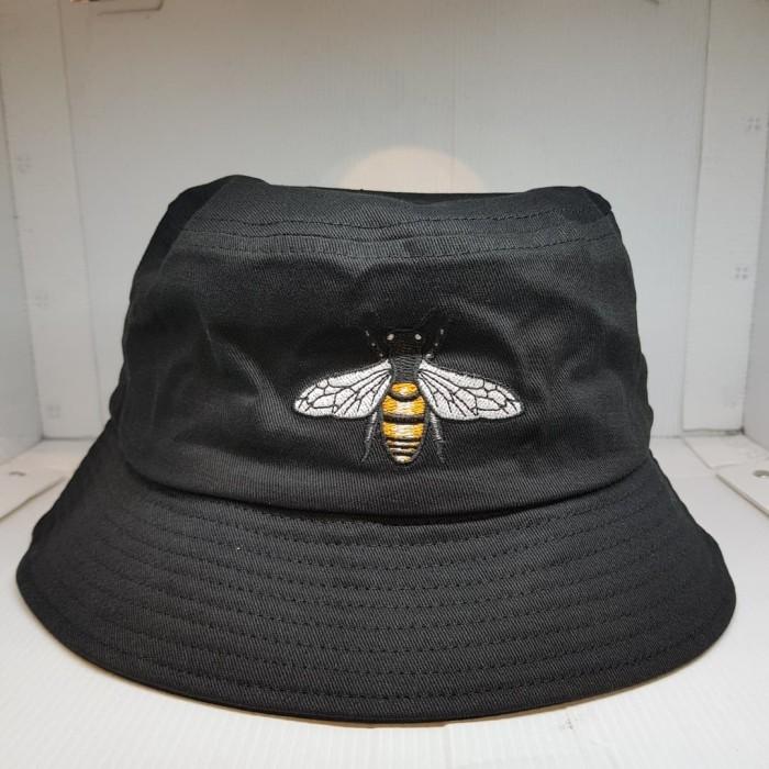 Jual Topi Bulat Gucci Bucket Hat Unisex - 26.cosell  ea2231aa518