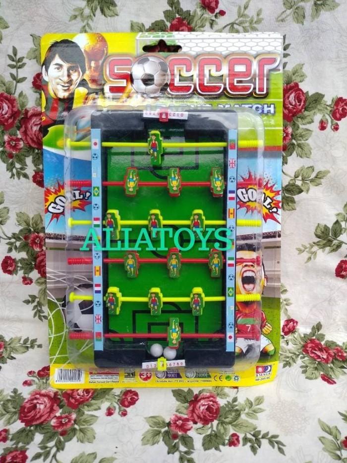harga Mainan anak soccer table mini game Tokopedia.com