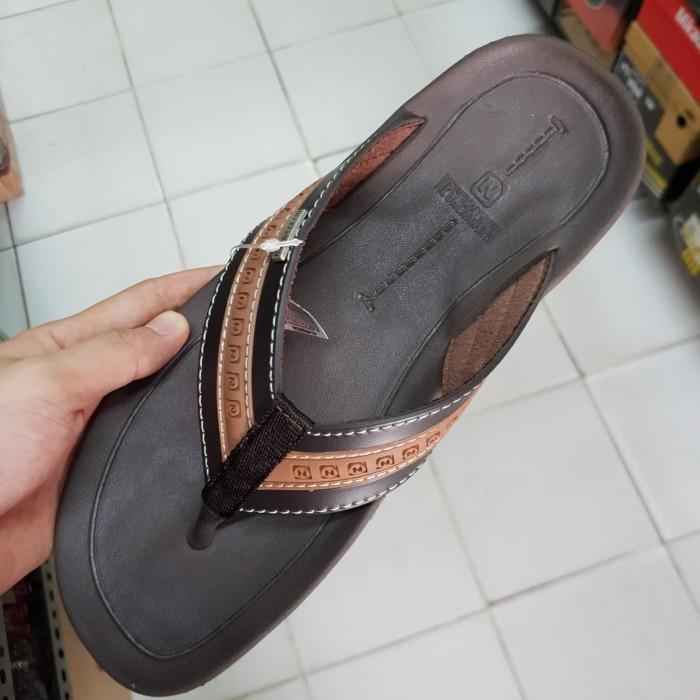 Neckermann Sandal Pria Casual Brown Coklat